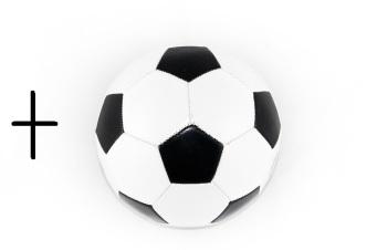 + Fußball